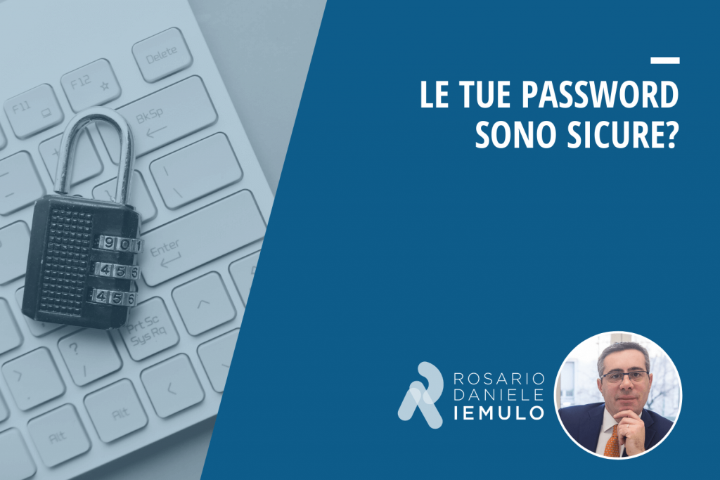 password sicure private banker daniele iemulo